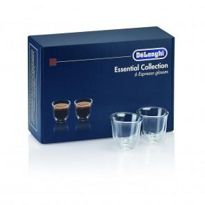 Delonghi Espresso Thermogläser Set