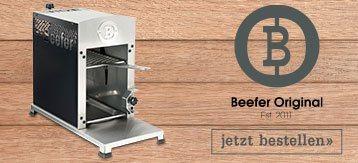 Der Beefer - Beef it or leave it!
