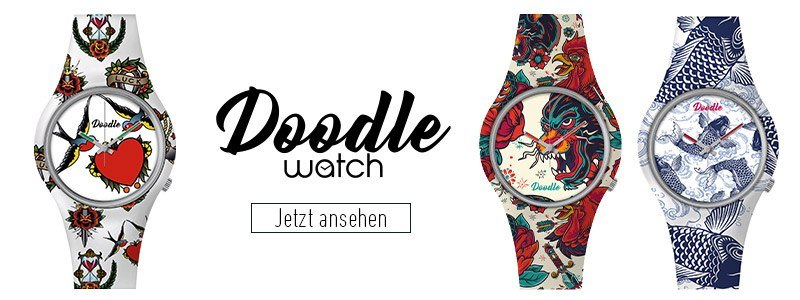 Doodle Watch jetzt kaufen