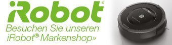 iRobot® Markenshop - Besuchen Sie unseren iRobot® Markenshop»