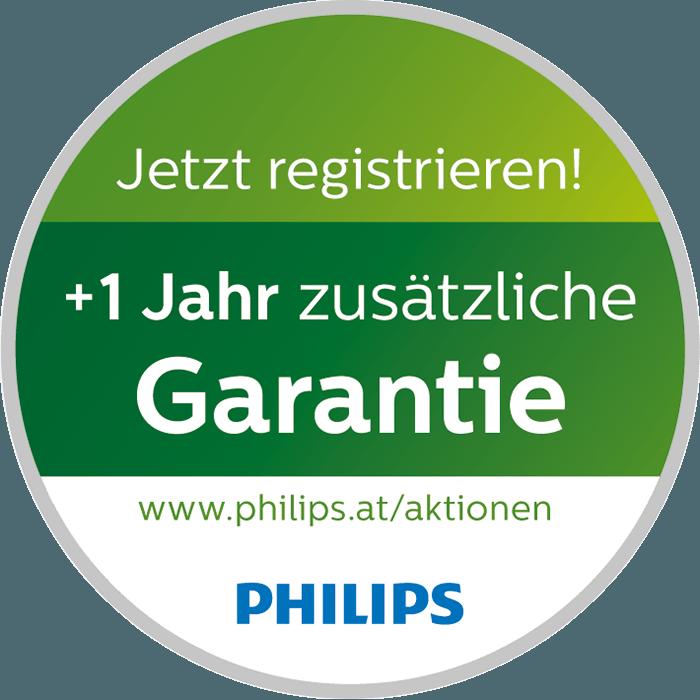 Philips Garantieverlängerung