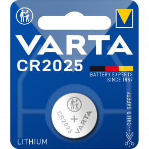 VARTA CR 2025 Batterie