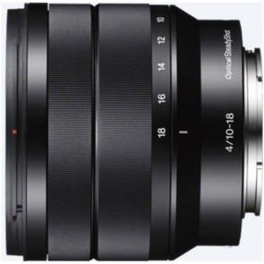 Sony SEL 10-18 4,0 OSS
