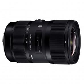 Sigma 18-35mm 1.8 DC HSM AF Canon