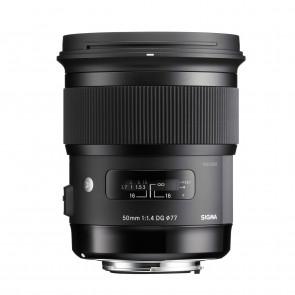 Sigma 50mm 1.4 DG HSM Canon