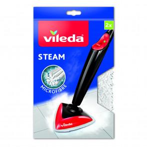 Vileda 146592 Ersatzbezug für Dampfbesen