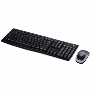 Logitech Wireless Desktop MK270 DE