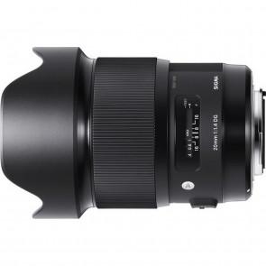 Sigma 20mm 1.4 DG HSM für Canon