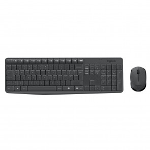 Logitech Wireless Combo MK235 DE-Layout