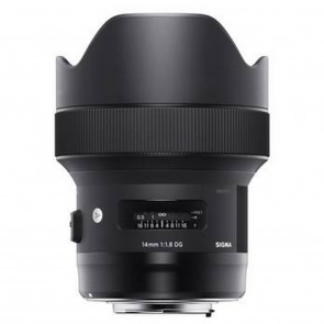 Sigma Art 14mm 1.8 DG HSM Canon