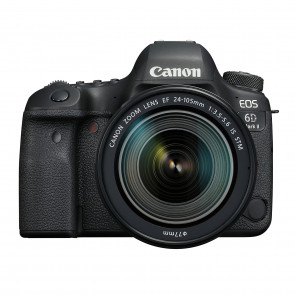 Canon EOS 6D Mark II inkl. 24-105 IS STM