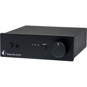 Project Stereo Box S2 BT schwarz