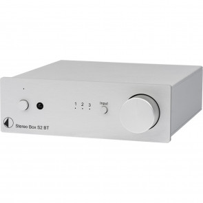 Project Stereo Box S2 BT silber