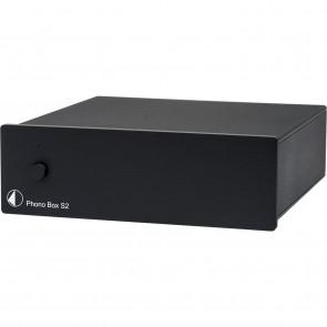 PROJECT PHONO-BOX S2 BLACK UNI