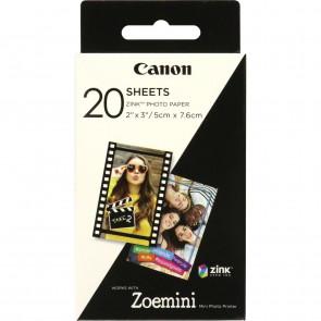 Canon Zink Papier ZP-2030 20 Blatt