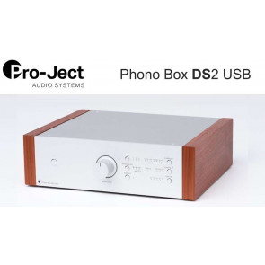 Project Phono Box DS2 & Holzseitenteile