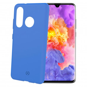 Celly Shock Backcover P30 lite Blau