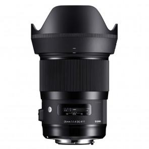 Sigma 28mm 1.4 DG HSM Canon