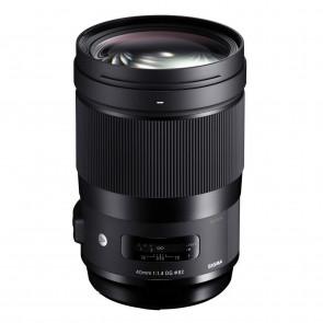 Sigma 40mm 1.4 DG HSM Nikon
