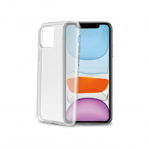 Celly TPU Case iPhone 11 transparent