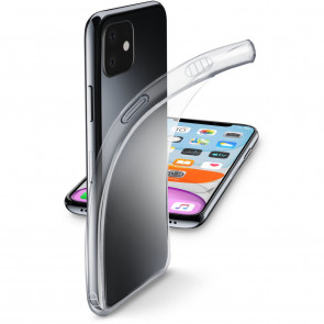 Cellularline FINE Cover iPhone 11