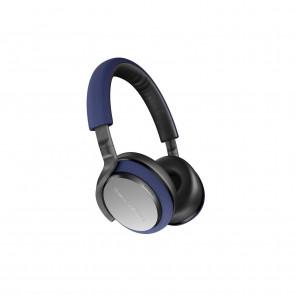 B&W PX5 Wireless Headphones blau