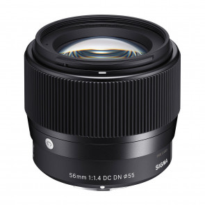 Sigma 56mm 1.4 DC DN Canon M-Mount