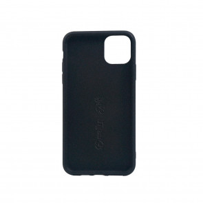 Celly Backcover Earth für iPhone 11 schw