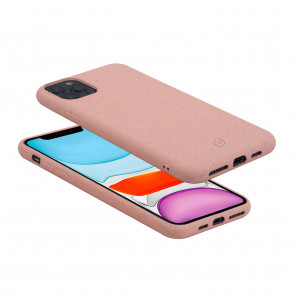 Celly Backcover Earth iPhone 11 Pro rosa