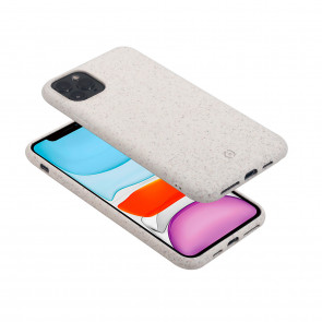 Celly Backcover Earth iPhone 11 Pro weiß