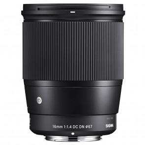 Sigma 16mm 1.4 DC DN Leica L-Mount