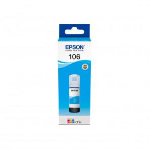 Epson EcoTank Tinte 106 cyan 70ml