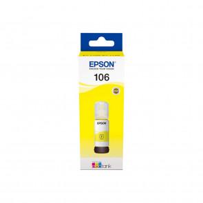 Epson EcoTank Tinte 106 gelb 70ml
