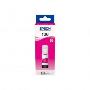 Epson EcoTank Tinte 106 magenta 70ml