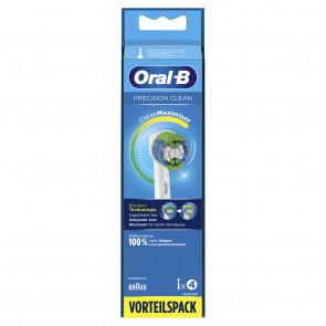Oral-B Aufsteckbürsten 4er