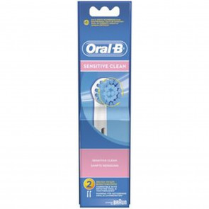 Oral-B Aufsteckbürsten Soft Clean 2er