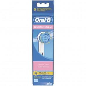 Oral-B Aufsteckbürsten Soft Clean 4er