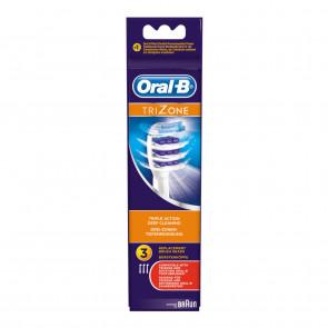 Oral-B Aufsteckbürsten TriZone 3er