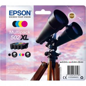 Epson Tinte 502XL Multipack C13T02W64010