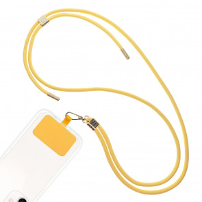 4SmartsUniversal Necklace Phone Pad gelb