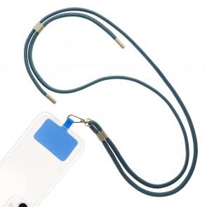 4SmartsUniversal Necklace Phone Pad blau