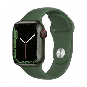 Apple Watch Series 7 LTE 41mm Grün