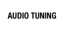 AUDIO TUNING