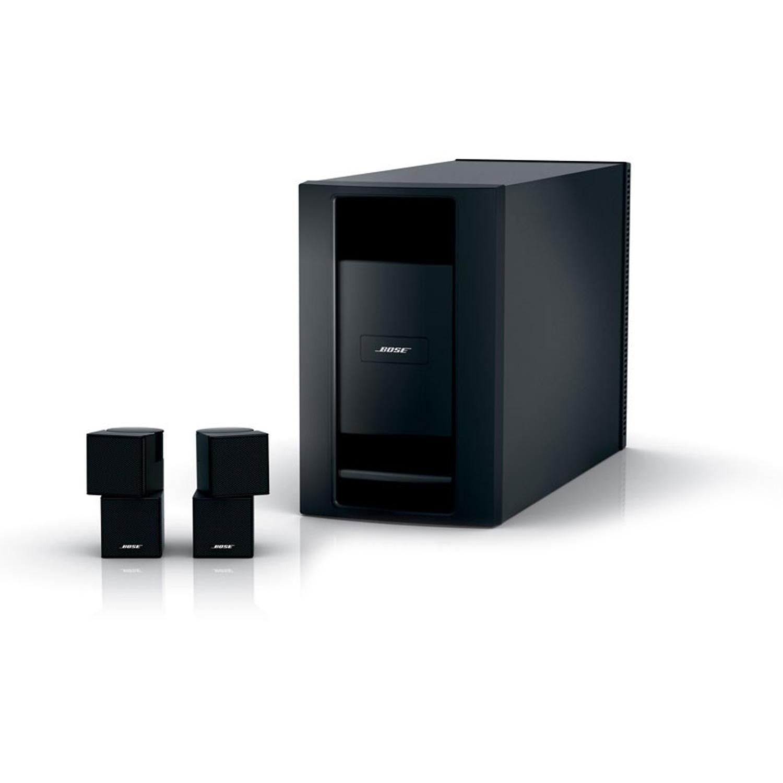 Bose ® Lifestyle® Homewide POWERED SPEAKER SYSTEM SCHWARZ