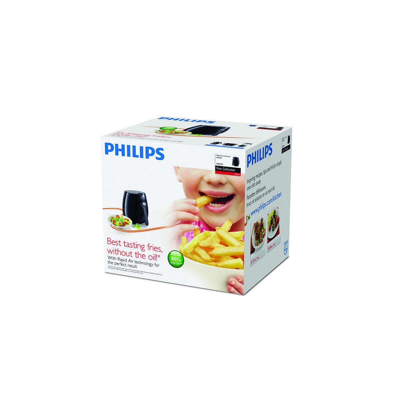 Philips HD9220/20 Schwarz Airfryer