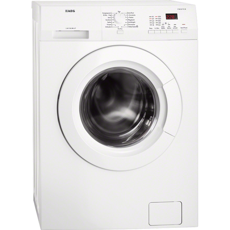 aeg lavamat l60260sl waschmaschine 45cm tief. Black Bedroom Furniture Sets. Home Design Ideas