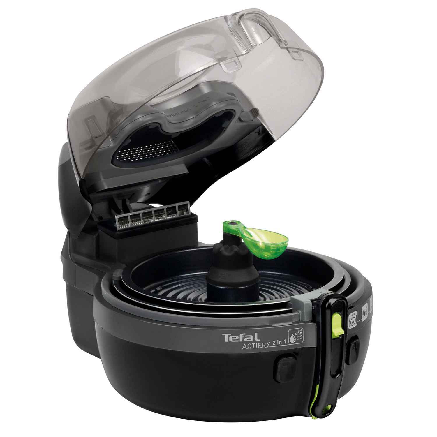 tefal yv9601 actifry 2in1 heissluft fritteuse ebay. Black Bedroom Furniture Sets. Home Design Ideas