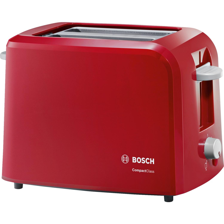 Bosch TAT3A014 rot TOASTER