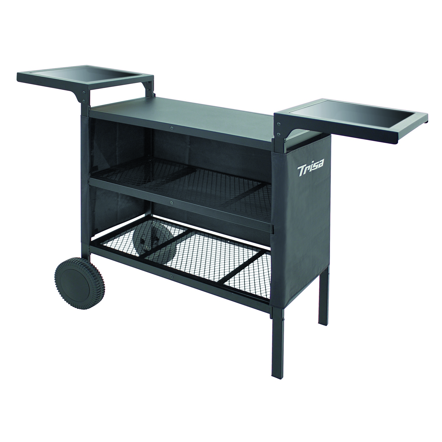 Trisa 7567 Planche Grill Trolley