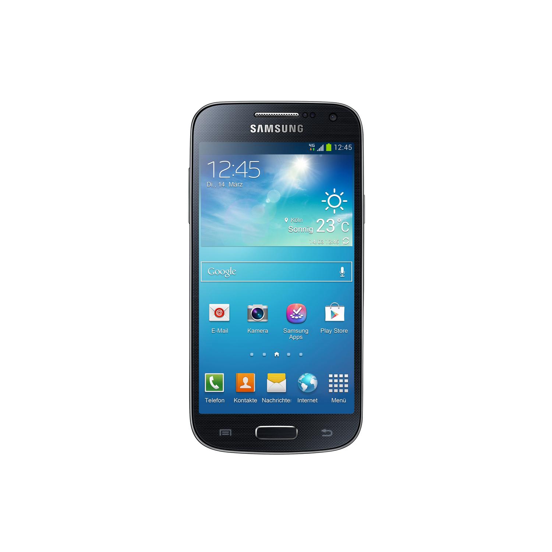 Samsung Galaxy S4 mini i9195 8GB Schwarz GT-I9195ZKAATO BLACK MIST